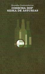 Cartel de las Jornadas Sidra DOP 2012